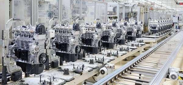 تجهیزات بکار رفته در خط تولید