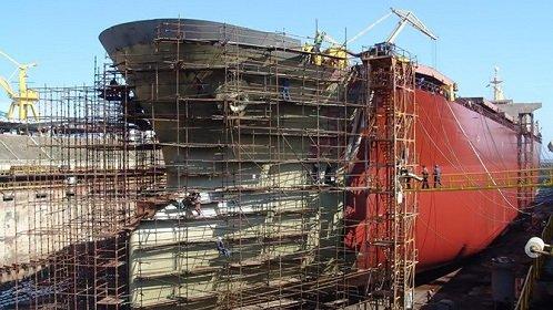 کشتی سازی