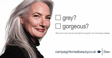 کمپین تبلیغاتی Dove