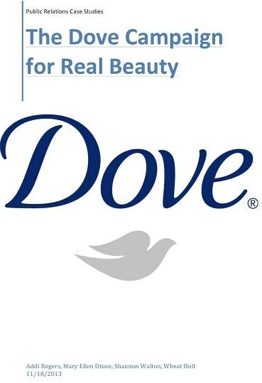 کمپین زیبایی حقیقی شرکت داو