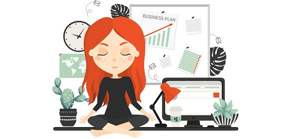 مدیریت استرس و اضطراب برای موفقیت در کارآفرینی