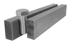 ابزار Flat Dies یا قالب مسطح برای شکلدهی رزوه روی قطعات استوانه ای بدون براده برداری