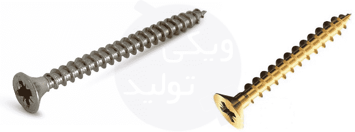 پیچ نئوپان یا Chipboard Screw
