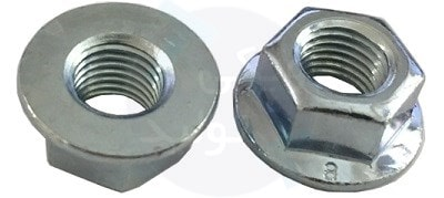 مهره واشردار یا فلنج دار (Washer Nuts)