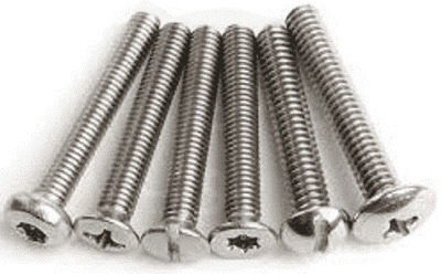 پیچ ماشین یا Machine Screws