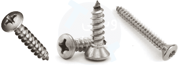 پیچهای تخم مرغی یا اوال، یا Oval Screw یا Oval Bolt