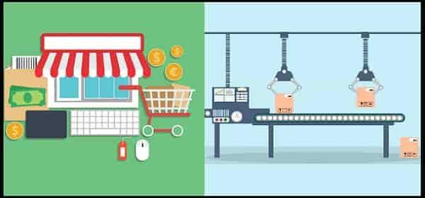کسب و کار تولیدی بهتر است یا خدمات؟