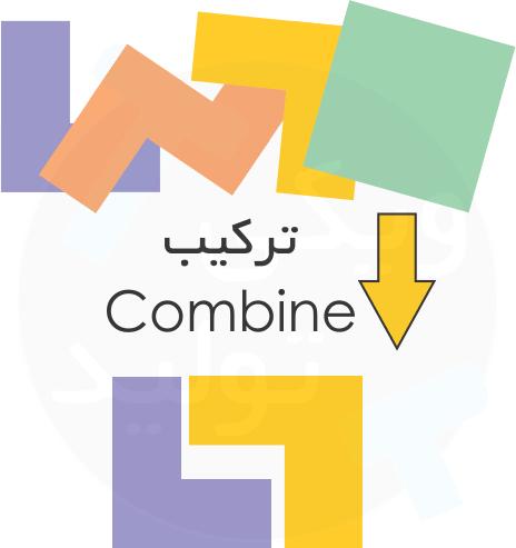 ترکیب یا Combine در روش SCAMPER
