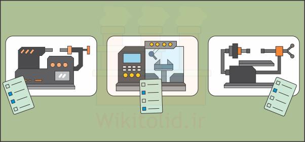 راهنمای انتخاب ماشین آلات و تجهیزات