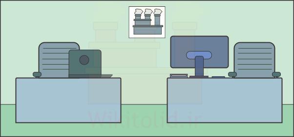 راهنمای طرح ریزی فضاهای اداری