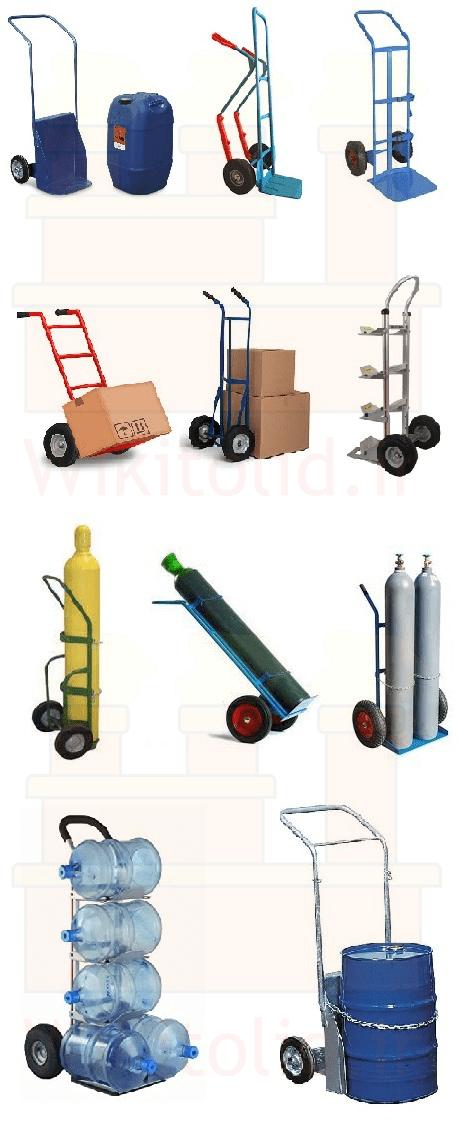 تراکهای غیرموتوری دو چرخ